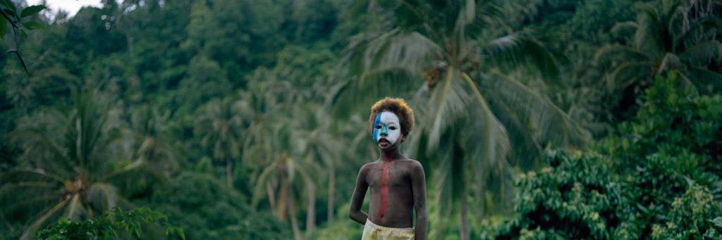 Papua New Guinean Boy